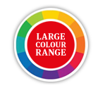 A Range of Umbrella colors available